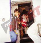 Sorana Cirstea, la 9, la prima calatorie cu avionul