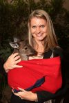 Lucie Safarova la Australian Open Players Party