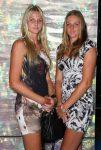 Surorile Plyskova la Australian Open Players Party
