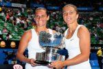 FOTO: Sara Errani şi Roberta Vinci au câştigat titlul de dublu la Australian Open