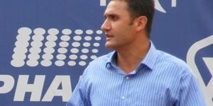 """Federaţia Română de Tenis, prin vocea preşedintelui, George Cosac, a reacţionat după supendarea lui Ilie Năstase de către ITF. """"Federaţia Romană de Tenis a luat cunostinţă de decizia ITF în..."""