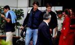 FOTOGALERIE și VIDEO: Rafael Nadal a ajuns în Chile. Iată primele declarații