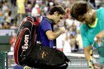 FOTOGALERIE: Imagini din timpul meciul Nadal – Federer de la Indian Wells 2013