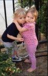 FOTO: Cea mai dulce poză de la Miami: fetița lui Tommy Haas și băiețelul lui Gilles Simon într-un moment romantic