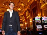 FOTO: Rafael Nadal la cazinoul din Monte Carlo, la tragerea la sorți a tabloului principal
