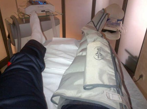 disconfort în picioare în varicoză