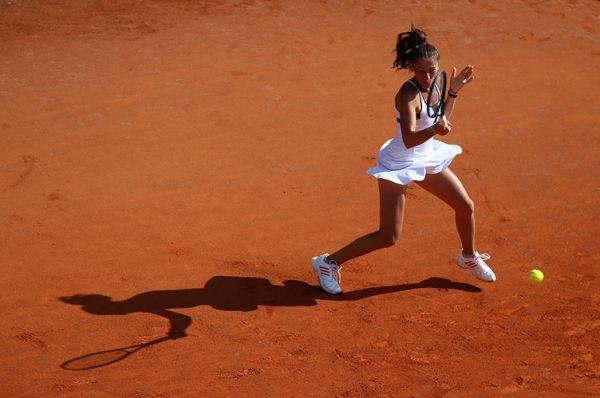 Alexandra cadantu tenis zgura