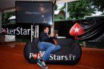 FOTOGALERIE și VIDEO: Rafael Nadal a jucat poker cu 100 de fani la Paris