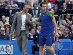 FOTOGALERIE: Ross Hutchins, alături de Andy Murray, Ivan Lendl, Tim Henman și Tomas Berdych la un meci caritabil