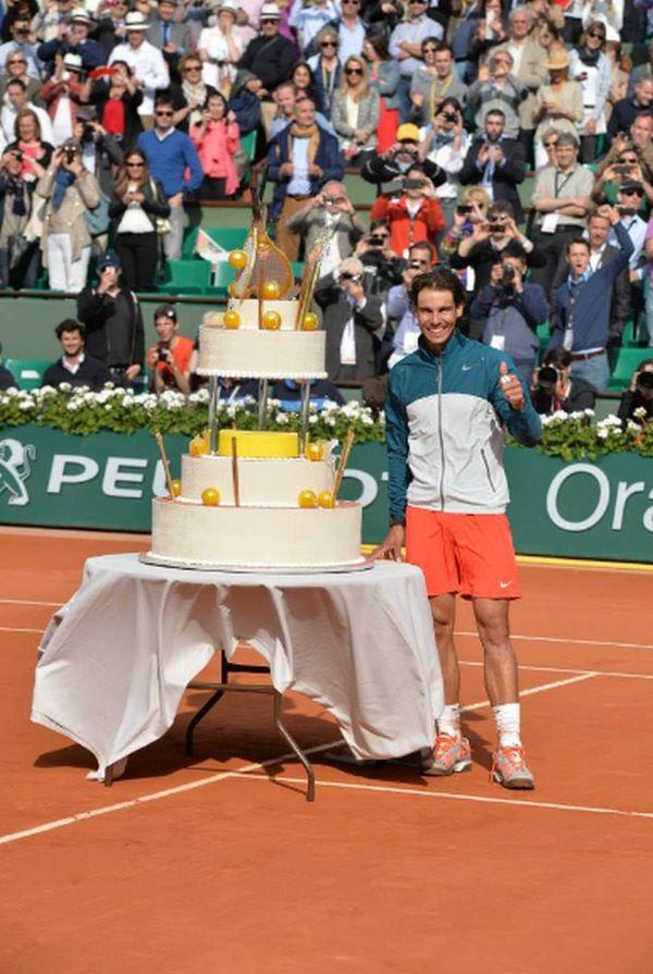 Rafael Nadal si tortul primit la Roland Garros în 2013