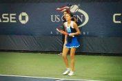 Andreea Mitu tennis US Open