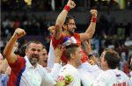 FOTO: Serbia – Cehia, finala Cupei Davis 2013