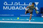 FOTOGALERIE: Imagini din prima zi a turneului de la Abu Dhabi, cu Ferrer, Wawrinka, Murray și Tsonga în acțiune