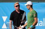 Novak Djokovic a explicat de ce l-a ales ca antrenor pe Boris Becker