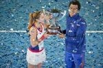 FOTOGALERIE și VIDEO: Alize Cornet și Jo Wilfried Tsonga au adus Franței Cupa Hopman