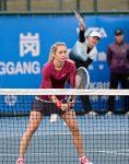 Monica Niculescu s-a calificat în semifinalele de dublu la Shenzen