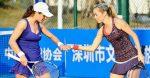 Monica Niculescu şi Klara Zakopalova, a doua finală WTA consecutivă!