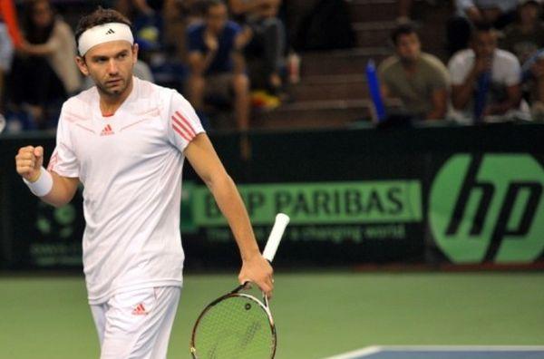 Florin Mergea tenis romania