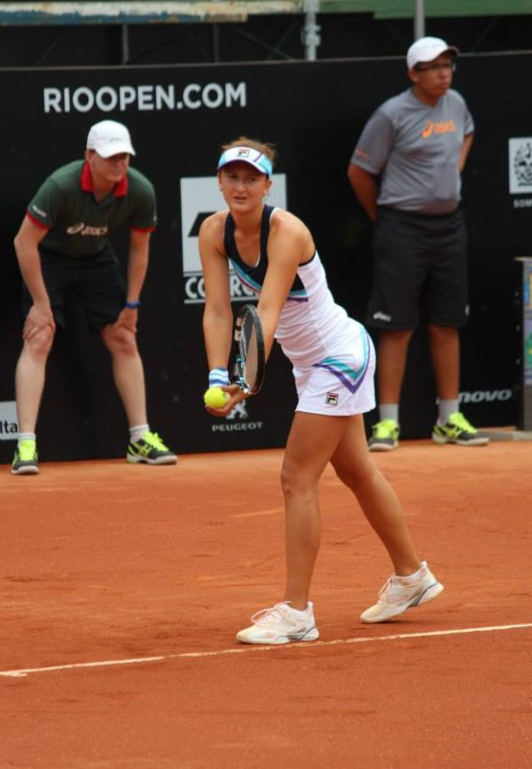 Irina Begu Rio tenis wta