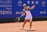 Irina Begu s-a calificat în sferturile de dublu la Seul