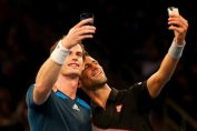 Novak Djokovic si Andy Murray