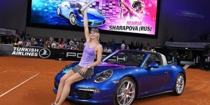Turneul de la Stuttgart și-a stabilit azi tabloul de simplu. Așa că toată lumea a aflat un răspuns la întrebarea: cu cine va juca Maria Sharapova miercuri? Prima adversară a...