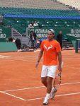 POZA ZILEI, 12 aprilie 2014: Rafael Nadal a început antrenamentele la Monte Carlo