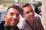Horia Tecau si Simona Halep la Roland Garros
