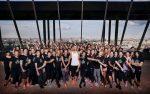 FOTO: Maria Sharapova a făcut o ședință foto pentru Nike pe Turnul Eiffel