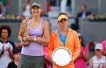 """Maria Sharapova despre Simona Halep: """"Este o sportivă mare, mi-e foarte greu să o bat"""""""