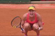 Eugenie Bouchard tenis wta bucurie