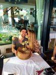FOTO: Janko Tipsarevic a împlinit 30 de ani și a serbat alături de soție
