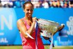 FOTO: Madison Keys cu primul trofeu WTA al carierei, cel cucerit la Eastbourne