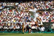 Roger Federer la Wimbledon