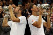 Jack Sock si Vasek Pospisil, campioni la Wimbledon