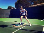 US Open 2015: Maria Sharapova s-a retras din cauza unei accidentări la picior