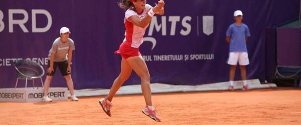Monica Niculescu s-a oprit în primul tur al turneului WTA de la Beijing. Ea a fost eliminată de Andrea Petkovic. În primul tur al turneului WTA de la Beijing, dotat...