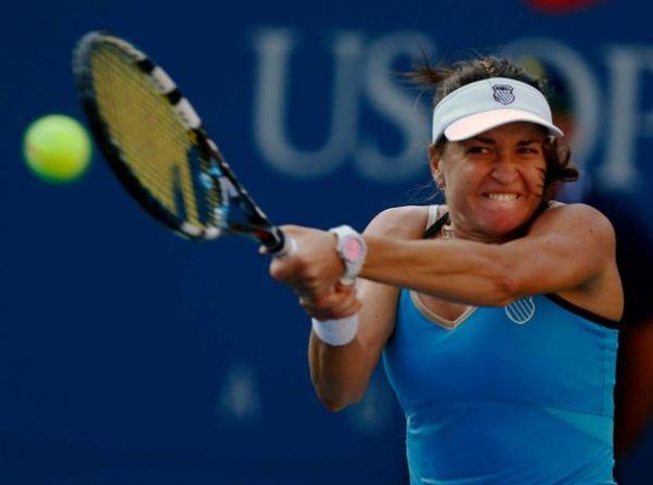 Alexandra Dulgheru US Open tenis