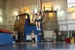 FOTO: Jelena Jankovic a trecut în trupa Cirque de Soleil