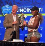 POZA ZILEI, 17 august 2014: Serena Williams a câștigat pentru a patra oară US Open Series