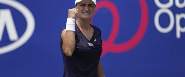 Monica Niculescu a reușit să cucerească al doilea titlu WTA al carierei! Ea s-a impus în această dimineață la Guangzhou, în China! În finala turneului de la Guangzhou, Monica Niculescu...