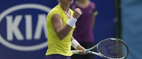 Monica Niculescu s-a calificat în cea de-a patra finală WTA a carierei. De data aceasta ea va juca pentru titlu la Guangzhou, în China. În semifinalele turneului de la Guangzhou,...