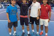 Nishikori trofeu Kuala Lumpur langa Michael Chang
