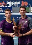 Horia Tecău și Jean Julien Rojer au urcat pe locul 6 în clasamentul pentru Turneul Campionilor