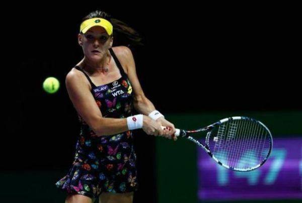 Agnieszka Radwanska Singapore turneul campionilor