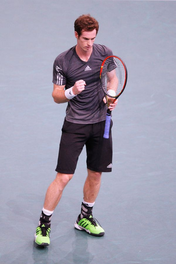 Andy Murray la Paris Masters