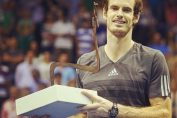Andy Murray trofeu Valencia ATP