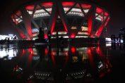 Arena principala de tenis din Beijing