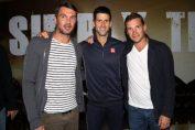 Nota Djokovic, alaturi de Paolo Maldini si Andrei Sevchenko