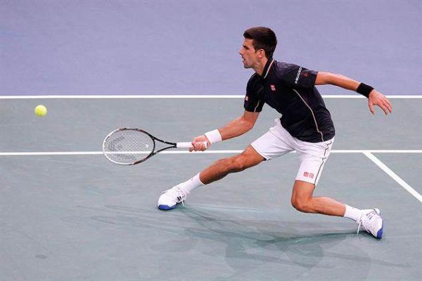Novak Djokovic Paris